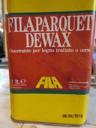 Fila parquet  Dewax 5 L