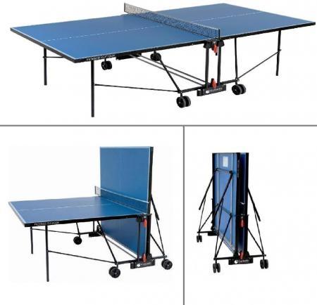 Garlando progress outdoor tavolo ping pong 4 racchette - Tavolo da ping pong amazon ...