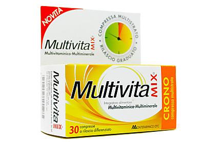MULTIVITAMIX CRONO