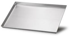 Teglia rettangolare Alluminio Agnelli in lega all 3003