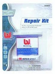 Kit riparazione per piscina colla mastice canotto materassi bestway 62022