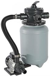 Pompa a sabbia da 3.600 m3 / 15 lt Sistema per filtrazione piscina Pompa a sabbia per piscina professionale made in italy PPF15