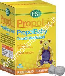 ESI - Propolaid Propolbaby Orsetti Masticabili