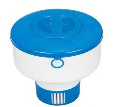 Galleggiante per pastiglie piscina dosatore INTEX 29041