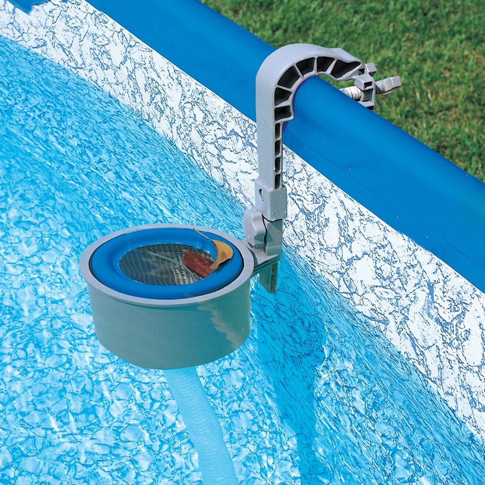 skimmer bestway 58233 da parete per piscine per pulizia. Black Bedroom Furniture Sets. Home Design Ideas