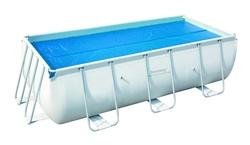 Telo copertura solare termico piscina rettangolare 404 x 201 cm BESTWAY 58240