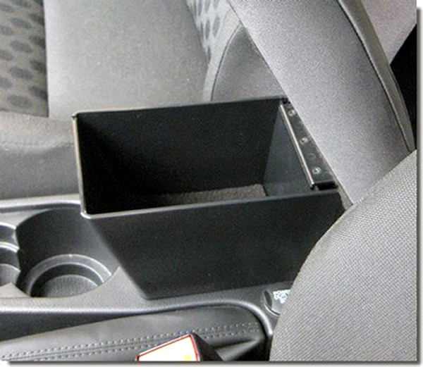 Bracciolo con portaoggetti per Land Rover Freelander 2 (2007-2012)