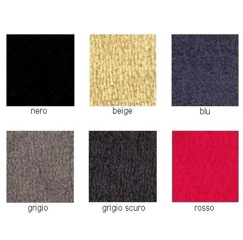 Tappeti in vero velluto su misura per Seat Altea - Toledo (dal 2005)