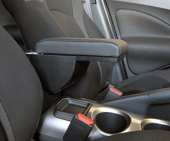 adjustable armrest with storage for nissan juke