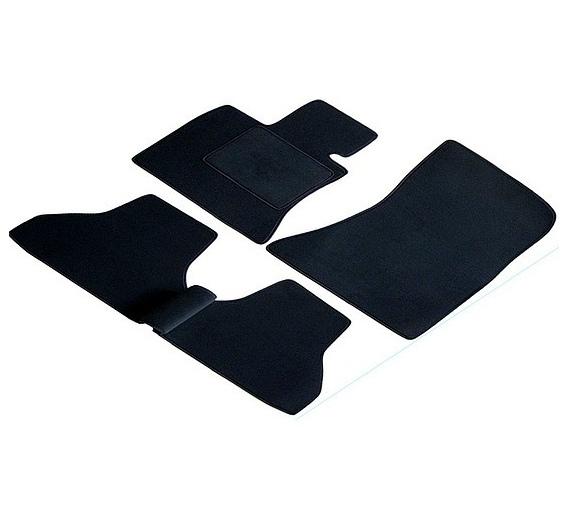 Tappeti in vero velluto su misura per Dacia Logan - Lodgy - Dokker