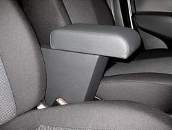 Bracciolo regolabile con portaoggetti per Fiat Doblò (2 Serie) dal 2009