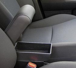 Bracciolo con portaoggetti per Subaru Trezia