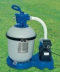 Pompa a sabbia INTEX 56672 da 10030 l/h  super gigante per piscine GIGANTI EXTRA POTENTE