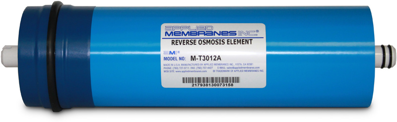 In promozione membrana A.M.I 300 gpd per osmosi inversa.