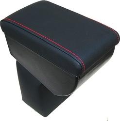 Bracciolo Nissan Juke regolabile + cuciture colorate + montaggio no viti