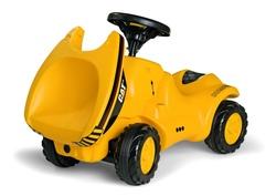 Trattore a pedale per bambini Rolly Toys 132249 rollyMinitrac CAT Caterpillar