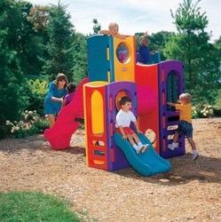 Parco Giochi Little Tikes GIGANTE per bambini colore 9004370 - Casette, altalene, scivoli, piscine - Little Tikes