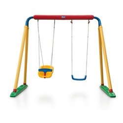 Altalena da giardino per bambini SUPER SWING CENTER  Chicco by Mondo 30301