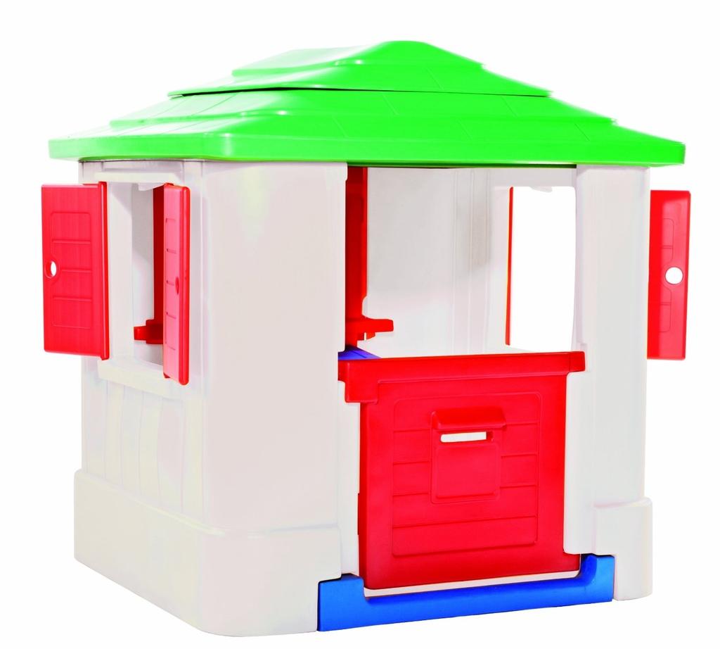 Casetta da giardino per bambini chicco mondo garden 30804 for Casetta giardino chicco
