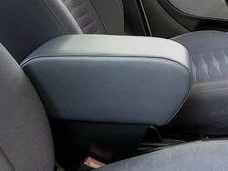 Bracciolo regolabile con portaoggetti per Alfa Romeo Mito (2008-2013)