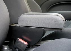Bracciolo regolabile con portaoggetti per Alfa Romeo 156 (Seconda Serie)