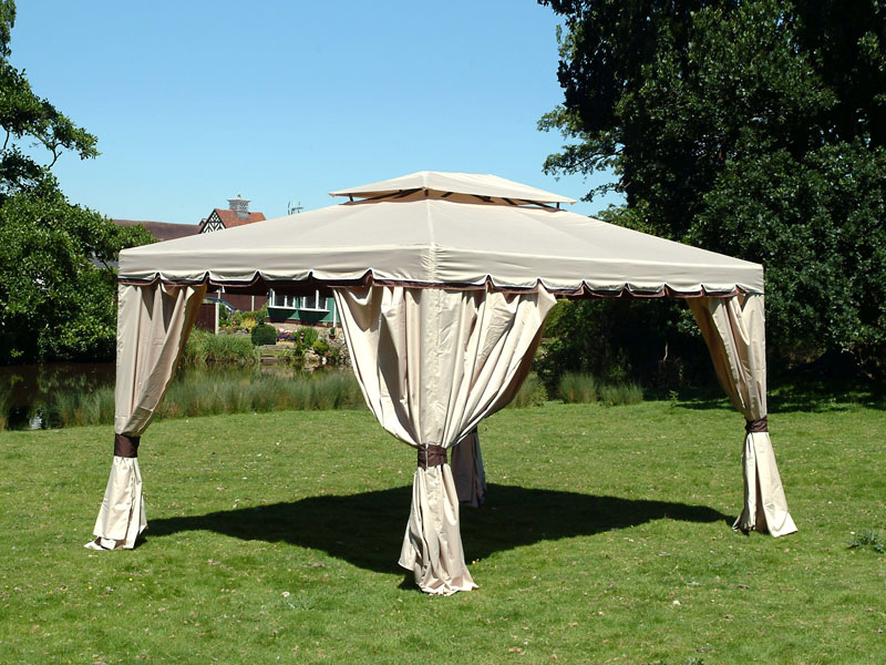 Copertura per gazebo in pvc impermeabile 28 images for Gazebo 4x3 amazon