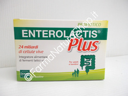 ENTEROLACTIS® Plus Bustine