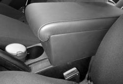 Bracciolo regolabile con portaoggetti per Fiat Bravo (dal 2007)