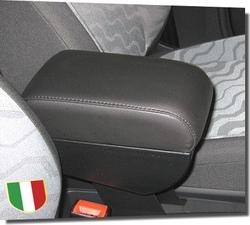 Bracciolo regolabile con portaoggetti per Audi A2