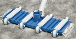 Testa per scopa aspirante NEW PLAST PRO cod 4021