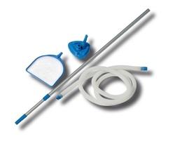 Kit Pulizia Completo 4 in 1 per piscine professionale New plast 4038