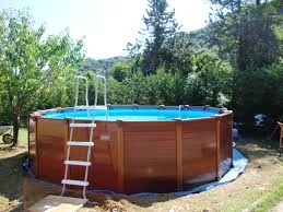Piscina intex sequoia spirit cm 478 x 124cm con pompa for Liner pour piscine intex sequoia