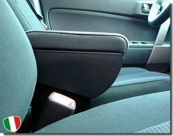 Bracciolo regolabile con portaoggetti per Daihatsu Terios (dal 2006)