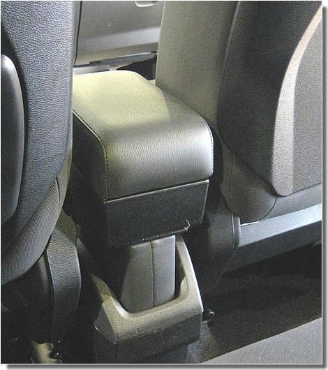 Bracciolo regolabile con portaoggetti per Ford B-Max