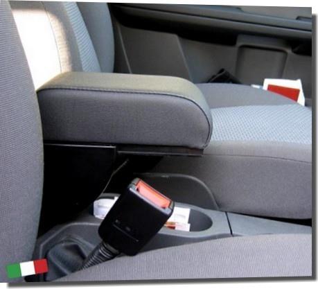 Bracciolo regolabile con portaoggetti per Ford Focus C-Max (2003-2007)