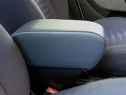 Bracciolo regolabile con portaoggetti per Fiat Grande Punto - Punto Evo - Punto (dal 2012)