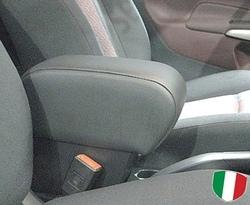 Bracciolo regolabile con portaoggetti per Lancia Ypsilon (2003-2010)