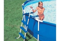 Scaletta per piscina INTEX 58974 / 28062 easy frame H 122 cm
