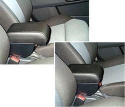 Bracciolo regolabile con portaoggetti per Opel Astra G