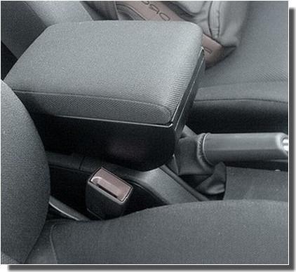 Bracciolo regilabile con portaoggetti per Opel Astra H