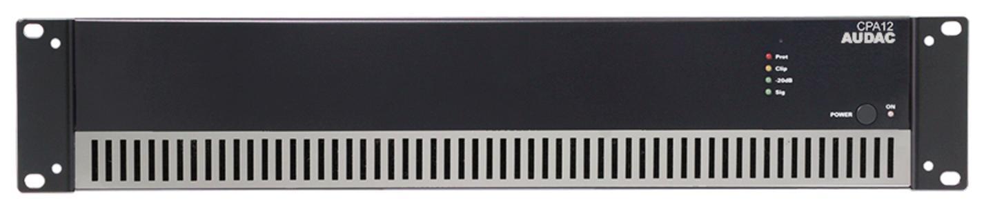 Audac CPA12 - amplificatore 100V - 120W