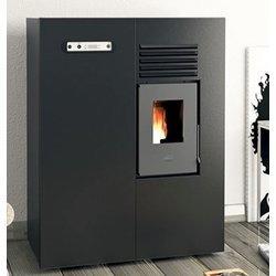 Eva calor stufa a pellet matilde potenza termica 4 kw 100 - Stufe a pellet edilkamin opinioni ...