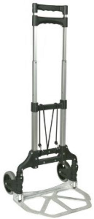 Carrello portatutto cm 39x28x101 p/max 60kg NADIR pieghevole