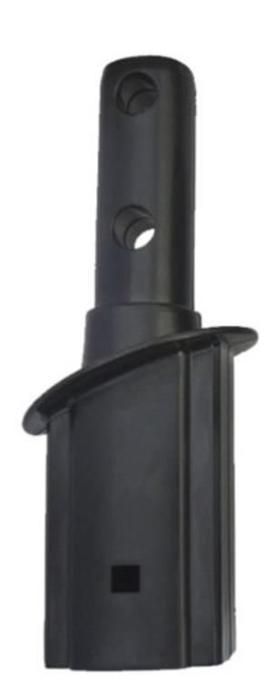 Ricambio innesto plastica per potatore TES 94605 papillon per elettrosega