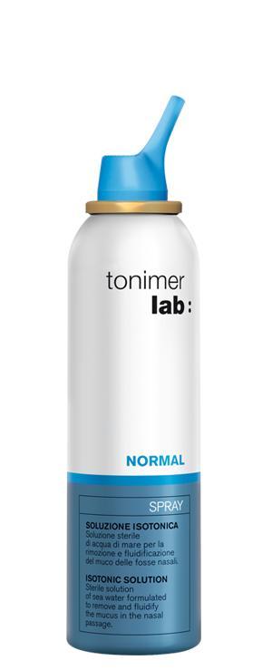 TONIMER Lab Normal Soluzione isotonica