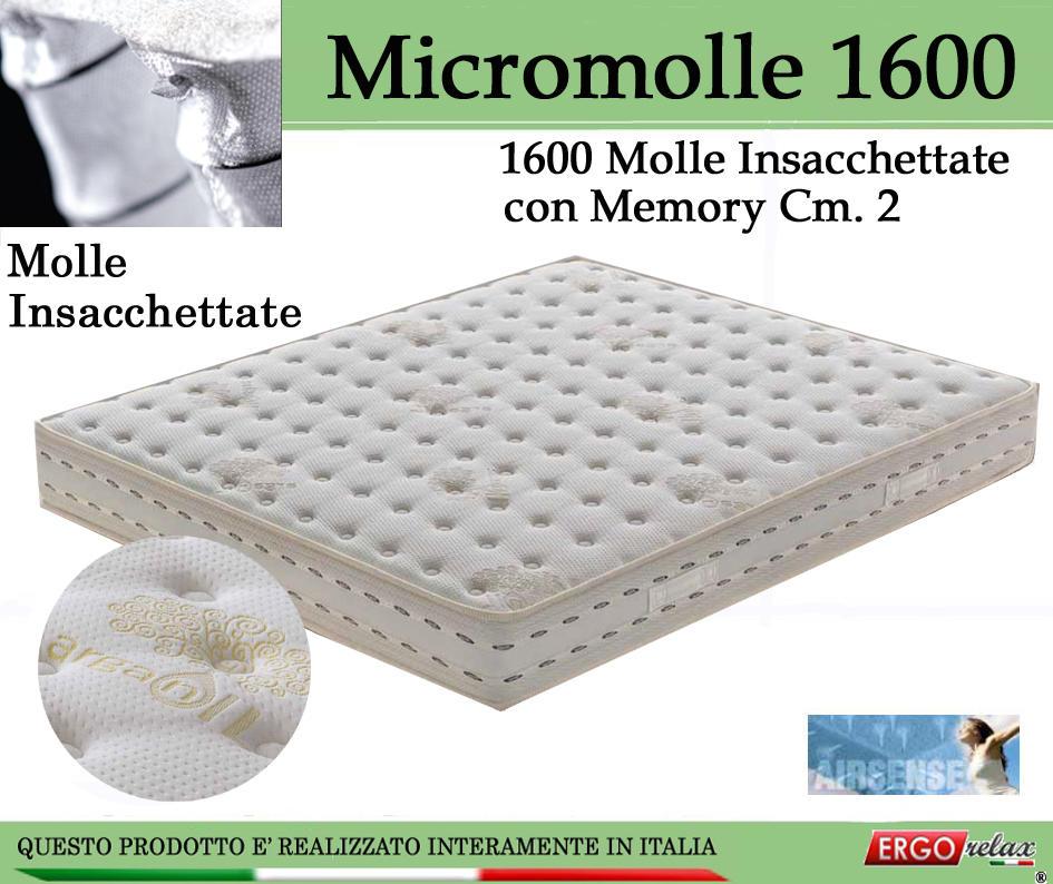 micromolle, micro, molle, molle insacchettate, molle indipendenti, materasso comodo