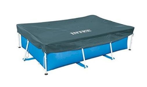 Intex Piscina copertura per piscine INTEX 28038 3x2m rettangolare