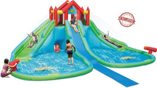 Giochi gonfiabili per bambini for Piscine gonfiabili per bambini