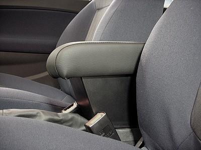 Bracciolo regolabile con portaoggetti per Toyota Yaris Verso
