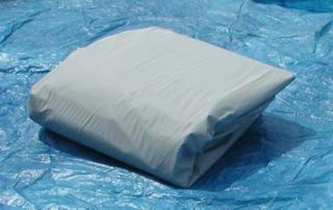 Vasca liner ricambio ULTRA FRAME INTEX 10989 per piscina Rotonda 549 x 132cm